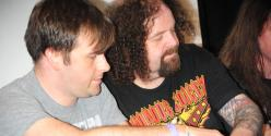 Napalm Death Signing Session@Inferno Festival 2011