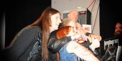 Pentagram Signing Session @Inferno Festival 2011