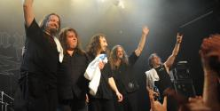 Power of Metal tour 2011 - Amsterdam gig