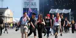 Photos of the crowd at Tuska 2011